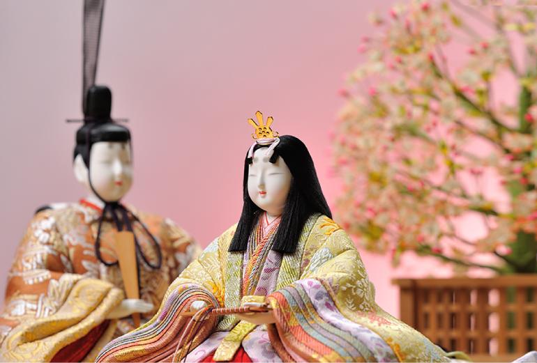 心から幸せを願い生み出される人形があります